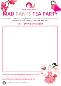 Download your own editable poster to promote your event