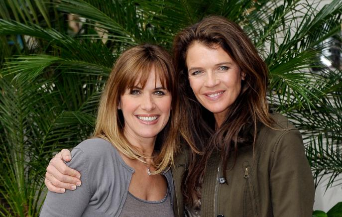 Carol Smillie and Annabel Croft are proud supporters of Endometriosis UK