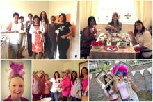 Mad Pants Tea Party Month Endometriosis UK